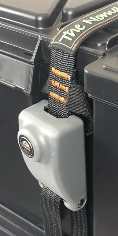 Cinchas de amarre y fijación de carga