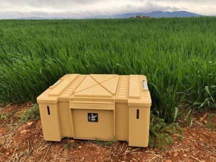 The Nomad Storage Box